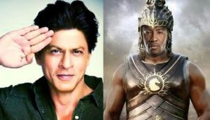 Shah Rukh Khan salutes Andre Russell heroics in Baahubali style, invites him for a wine