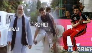 Fans troll Virat Kohli and Mohammed Siraj with 'Gangs of Wasseypur' memes