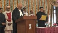 Justice Nandrajog sworn in as Chief Justice of Bombay High Court