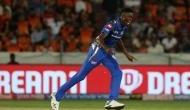Meet Mumbai Indians' Alzarri Joseph, the cricketer who broke 11-year old IPL record on debut