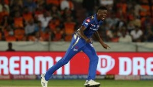 Meet Mumbai Indians' Alzarri Joseph, the cricketer who broke 11-year old IPL record on debut