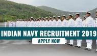 भारतीय नौसेना में नौकरी करने का शानदार मौका, आवेदन की अंतिम तारीख नजदीक