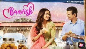 ALTBalaji: Launching web-series 'Baarish' starring Asha Negi and Priya Banerjee at vIDEOS 2019
