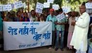 Natives of Bijnor,UP threaten to boycott polls, says 'No roads, No vote'