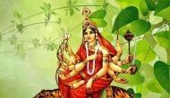 नवरात्रि के तीसरे दिन लाल वस्त्र धारण करके मां चंद्रघंटा की ऐसे करें पूजा, सभी मंगल दोष होंगे दूर