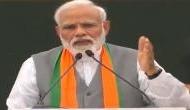 BJP ने लिया 'संकल्प'- किसानों, दुकानदारों को पेंशन सहित मिलेगी ये बड़ी सौगात, अगर जीते..