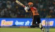 SRH vs KXIP: वार्नर ने 20 ओवर खेलकर बनाए मात्र 70 रन, हैदराबाद ने खड़ा किया 150 का स्कोर