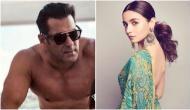 Alia Bhatt opens on criticism over casting opposite double of her age Salman Khan in Bhansali's Inshallah