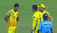Video: धोनी ने लगाई जोरदार फटकार तो इस गेंदबाज ने जिता दिया मैच, फिर माही ने लगाया गले