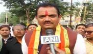 Gujarat BJP chief Jitu Vaghani abuses Congress, says it won't win in Surat