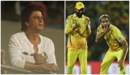 Video: Imran Tahir teases Shah Rukh Khan after taking Dinesh Karthik's wicket in IPL