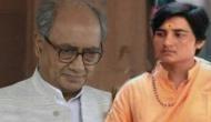 लोकसभा चुनाव 2019: भोपाल से चुनाव लड़ सकती हैं प्रज्ञा ठाकुर, दिग्विजय सिंह को देंगी चुनौती !