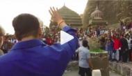 Video: बुरे फंसे सलमान खान, 'दबंग 3' की शूटिंग के दौरान टूट गई ऐतिहासिक मूर्ति फिर लोगों ने..