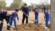 मोदी की राह पर चीनी राष्ट्रपति जिनपिंग, शुरू किया वृक्षारोपण अभियान