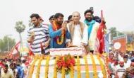कन्हैया कुमार पर बिहार में हमला, मूर्ति विसर्जन को जाते समय हुआ पथराव, कई लोग जख्मी