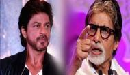 अमिताभ बच्चन इंडस्ट्री पर हो गए नाराज तो शाहरुख बोले- सर, हम तो बस..
