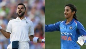 विजडन अवार्ड्स में भारतीय क्रिकेट का जलवा, कोहली तीसरी बार तो मंदाना भी बनीं 'क्रिकेटर ऑफ द ईयर'