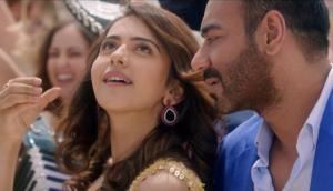 Vaddi Sharaban Song featuring Rakul Preet Singh and Ajay Devgn from De De Pyaar De is 'after party' anthem