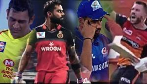 IPL Rivalry Week: Relive the dangerous face-off between MS Dhoni, Virat Kohli, Rohit Sharma, David Warner