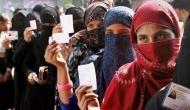 'बुर्के की आड़ में हो रही है फर्जी वोटिंग, दोबारा मतदान की मांग'