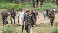 Chhattisgarh: Four armed Naxals apprehended in Bijapur