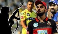 IPL खिलाड़ियों पर हो सकता है बड़ा आतंकी हमला, सुरक्षा एजेंसियों को मिली खुफिया सूचना