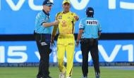 MS Dhoni fined for his behaviour; Harsha Bhogle, Michael Vaughan slams 'Captain Cool'