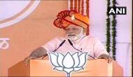 PM Modi in Ahmednagar: Choose between 'Honest Chowkidar and 'Corrupt Namdar'