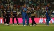 IPL 2019: ईडन गार्डन में आया गब्बर का तूफान, दिल्ली ने कोलकाता को 7 विकेट से हराया लेकिन...