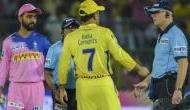 जब अंपायर की गलती के कारण गुस्से में लड़ने मैदान पर आ गए थे धोनी, चेन्नई के खिलाड़ी ने बताया क्या हुआ था मैच के बाद