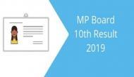 MP Board Result 2019: मध्य प्रदेश बोर्ड 10वीं का रिजल्ट मई के इस हफ्ते होगा जारी, जानें लेटेस्ट अपडेट