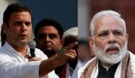Rahul Gandhi accuses PM Modi of doing 'injustice' to people in last five years