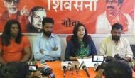 Shiv Sena assures parallel minimum financial support for mining industry in Goa