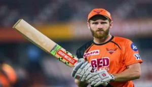 IPL 2021: Sehwag bats for Williamson's inclusion in playing XI after loss against RCB