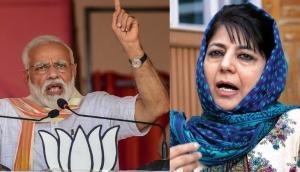 'Pakistan's nuclear bombs not kept for Eid': Mehbooba Mufti on PM Modi's 'Nuclear button for Diwali' remark