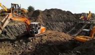 Chhattisgarh: Mining mafia tries to run over IAS officer with JCB machine, escapes narrowly