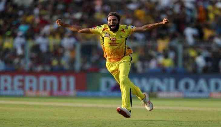 CSK fan surprises Imran Tahir with a sketch; here's how he reacted