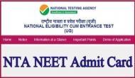 NEET UG Admit Card 2019: एडमिट कार्ड, जानें ये जरुरी बातें नहीं तो परीक्षा में होगी परेशानी