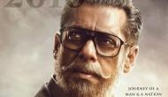 Salman Khan shares his new aged-look poster from Bharat just before one week to trailer