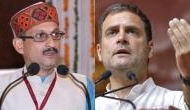 Watch: Himachal BJP chief uses abusive word for Rahul Gandhi; says, 'if PM Modi is thief, then you are…'