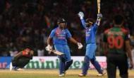 आखिरी गेंद पर छक्का मारकर टीम इंडिया को जिताने वाला यह खिलाड़ी 12 साल बाद खेलेगा वर्ल्ड कप
