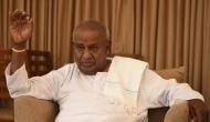 I have asked Rahul Gandhi not to resign as Congress president: Deve Gowda