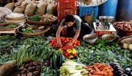 थोक महंगाई 23 महीने के निचले स्तर पर, सब्जियों की महंगाई दर में भी आयी गिरावट
