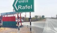 राफेल ने छत्तीसगढ़ के इस गांव को डाल दिया है मुश्किल में, जानिए पूरी कहानी