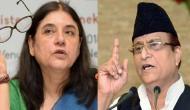 आजम खान और मेनका गांधी पर भी गिरी चुनाव आयोग की गाज, प्रचार करने पर लगाई रोक