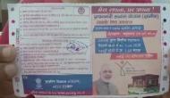 रेल टिकट पर पीएम मोदी की तस्वीर से मच गया हंगामा, चुनाव आयोग ने की ये बड़ी कार्रवाई