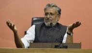 कोरोना वायरस की चपेट में आए बिहार के उपमुख्यमंत्री सुशील कुमार मोदी, पटना एम्स में भर्ती