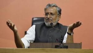 'Lalu Yadav performed tantric rituals to kill me,' claims Sushil Modi