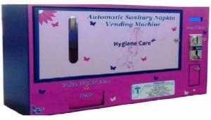 Mumbai: Over 100 sanitary pad vending machines to be installed for women police officers