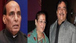 जिस राजनाथ सिंह ने शत्रुघ्न सिन्हा को दिलाया था टिकट, उन्हीं के खिलाफ लड़ेंंगी 'शॉटगन' की पत्नी